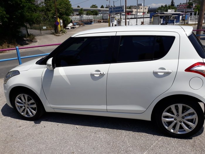 Suzuki Swift 2015. Photo 3
