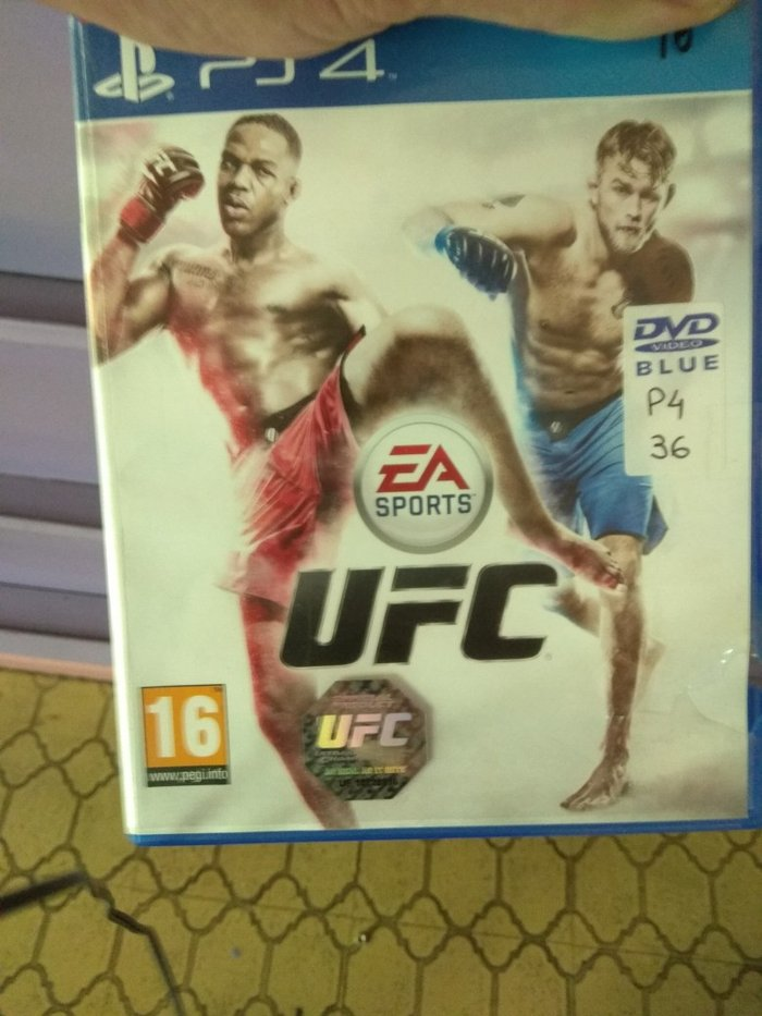 UFC PS4 καινούργιο. Photo 0