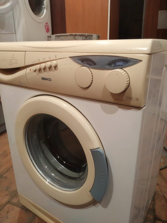 Washing Machine Beko 5 kg.. Photo 1