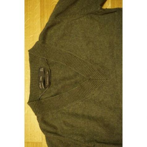 Zara πουλοβερ medium  cashmere & silk. Photo 1