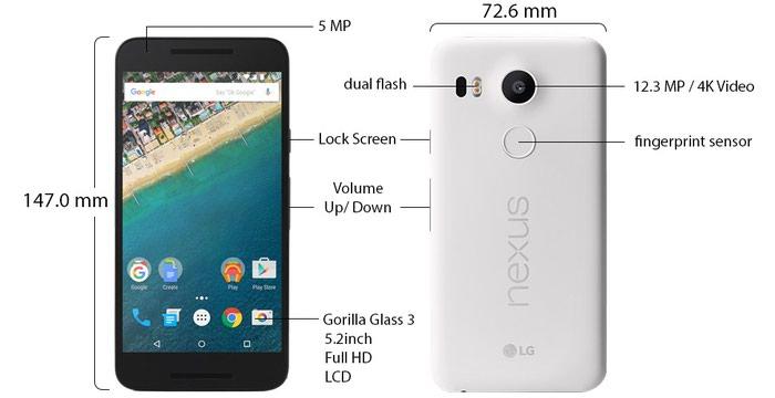 Google Nexus 5X 32Gb. Состояние идеальное. Полный комплект.. Photo 2