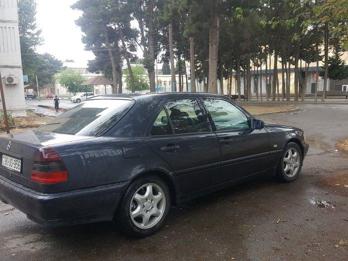 Mercedes-Benz C 180 1999. Photo 0