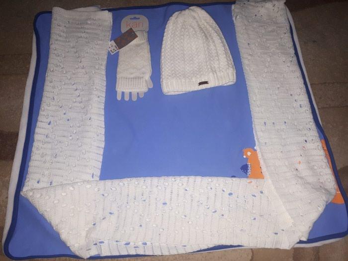 Продаю все вместе. Новая!!!! шапка теплая,шарф большой., цена  950 ... 2efbe735156