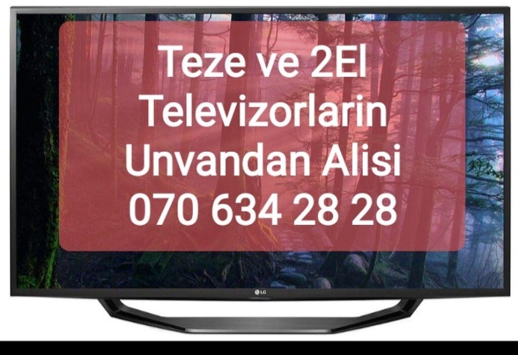 Təmir | Televizorlar | Evə gəlməklə | Elan yaradılıb 17 Avqust 2021 17:06:58 | TELEVIZORLAR: Təmir | Televizorlar | Evə gəlməklə