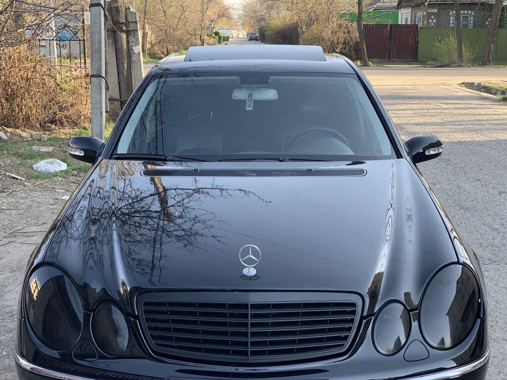 Mercedes-Benz E 320 3.2 л. 2004 | 164000 км: Mercedes-Benz E 320 3.2 л. 2004 | 164000 км