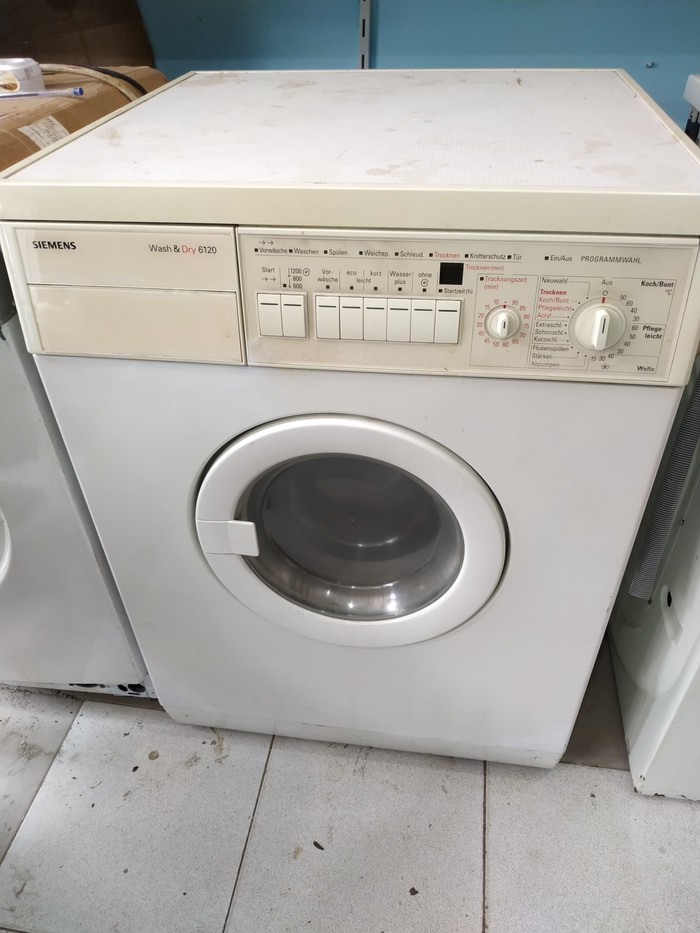 Washing Machine . Photo 2