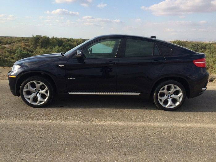 BMW X6 2010. Photo 1