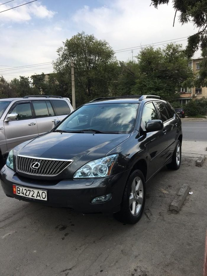 Lexus RX 2004. Photo 0