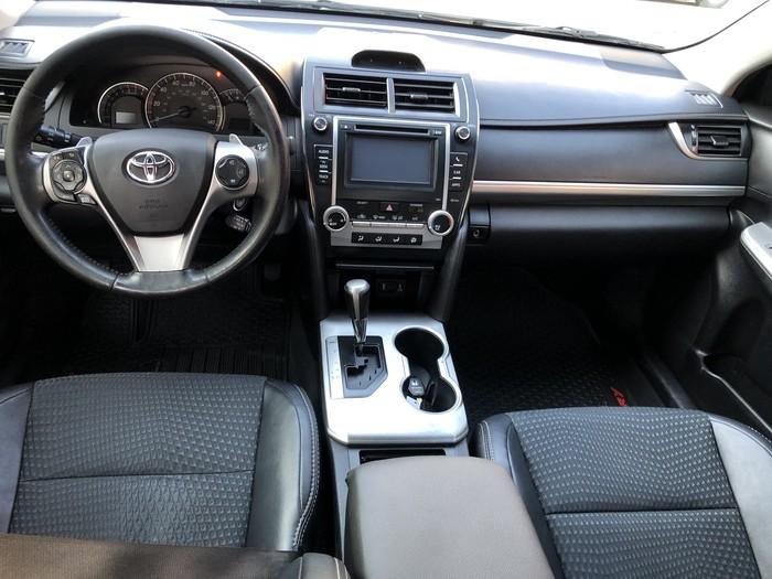 Toyota Camry 2012. Photo 7
