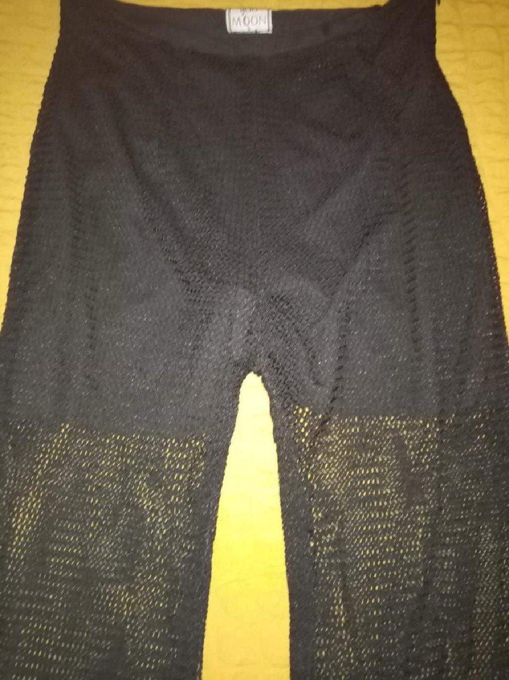 Mrezaste pantalone, s, m