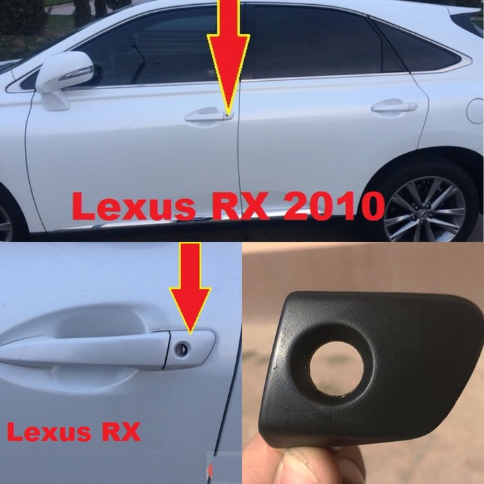 Заглушка ручки от Lexus RX 2010