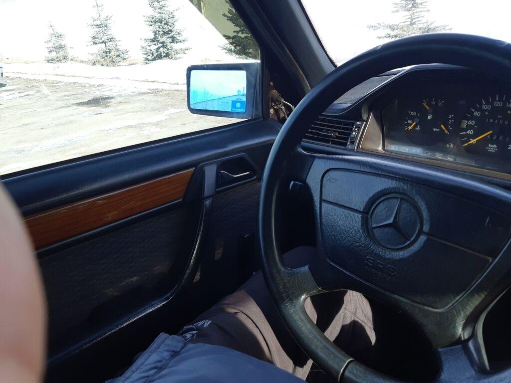 Mercedes-Benz E-Class 2 л. 1993: Mercedes-Benz E-Class 2 л. 1993