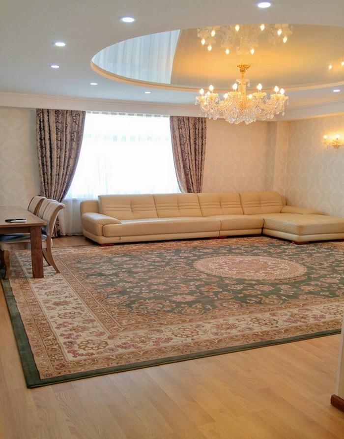 Сдается квартира: 4 комнаты, 159 кв. м., Бишкек. Photo 0
