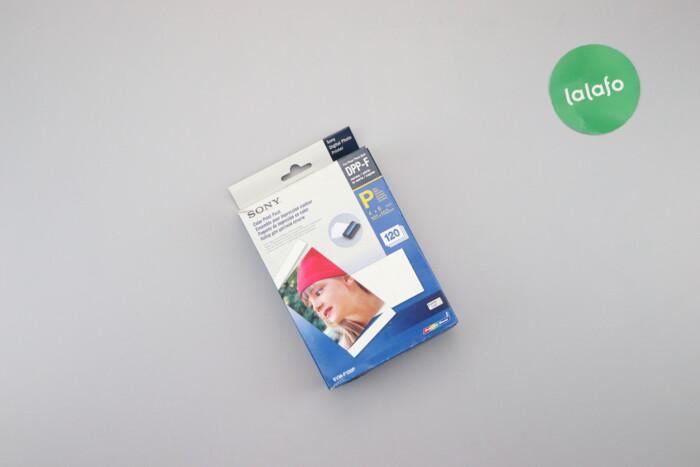 Фотопапір для принтера Sony     Розмір: 4 х 6 Lalafo не перевіряє повн: Фотопапір для принтера Sony     Розмір: 4 х 6 Lalafo не перевіряє повн