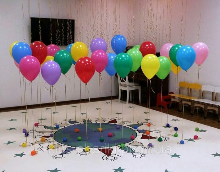 Гелиевые шарики (круглосуточно). Photo 0