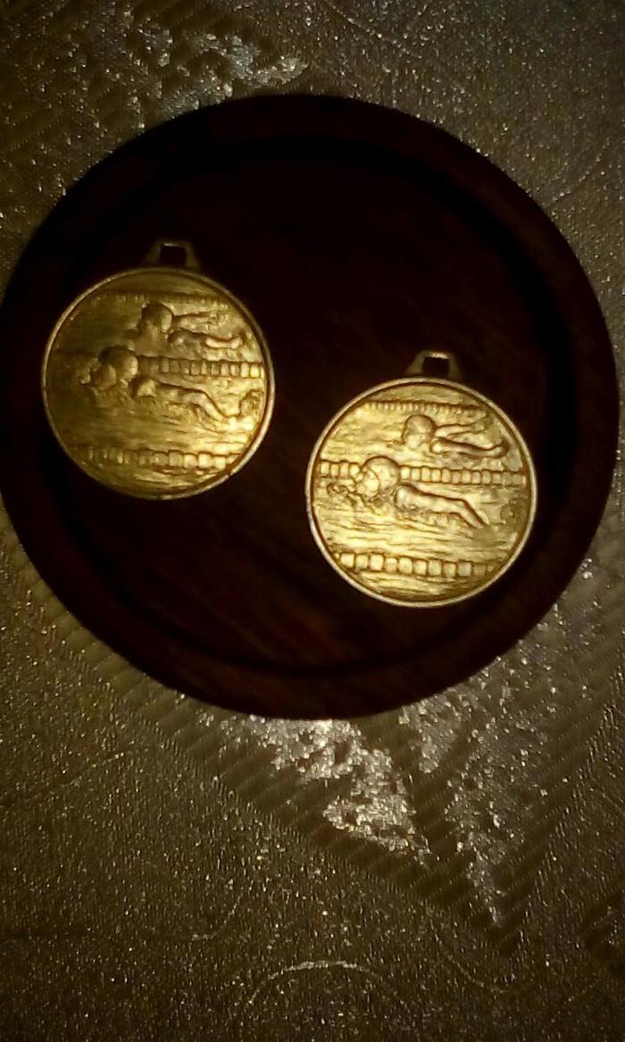2 χρυσα μεταλλια ολυμπιακων αγωνων κολυμβηση. Photo 3