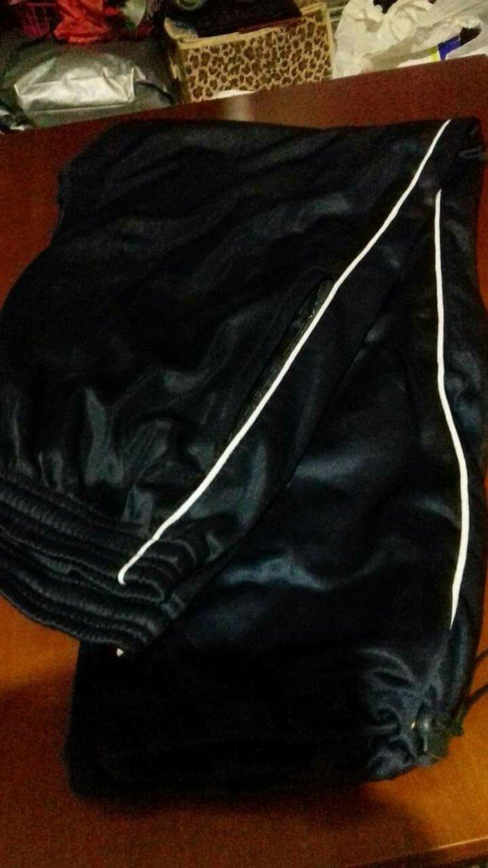Παντελόνι αθλητικό XXL μπλε χρώμα σε πολύ καλή κατάσταση σε Kallithea