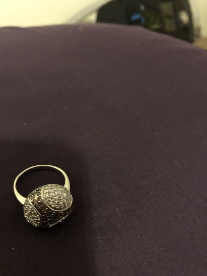 Όμορφο ασημένιο δαχτυλίδι 925 προς πώληση !!. Photo 3