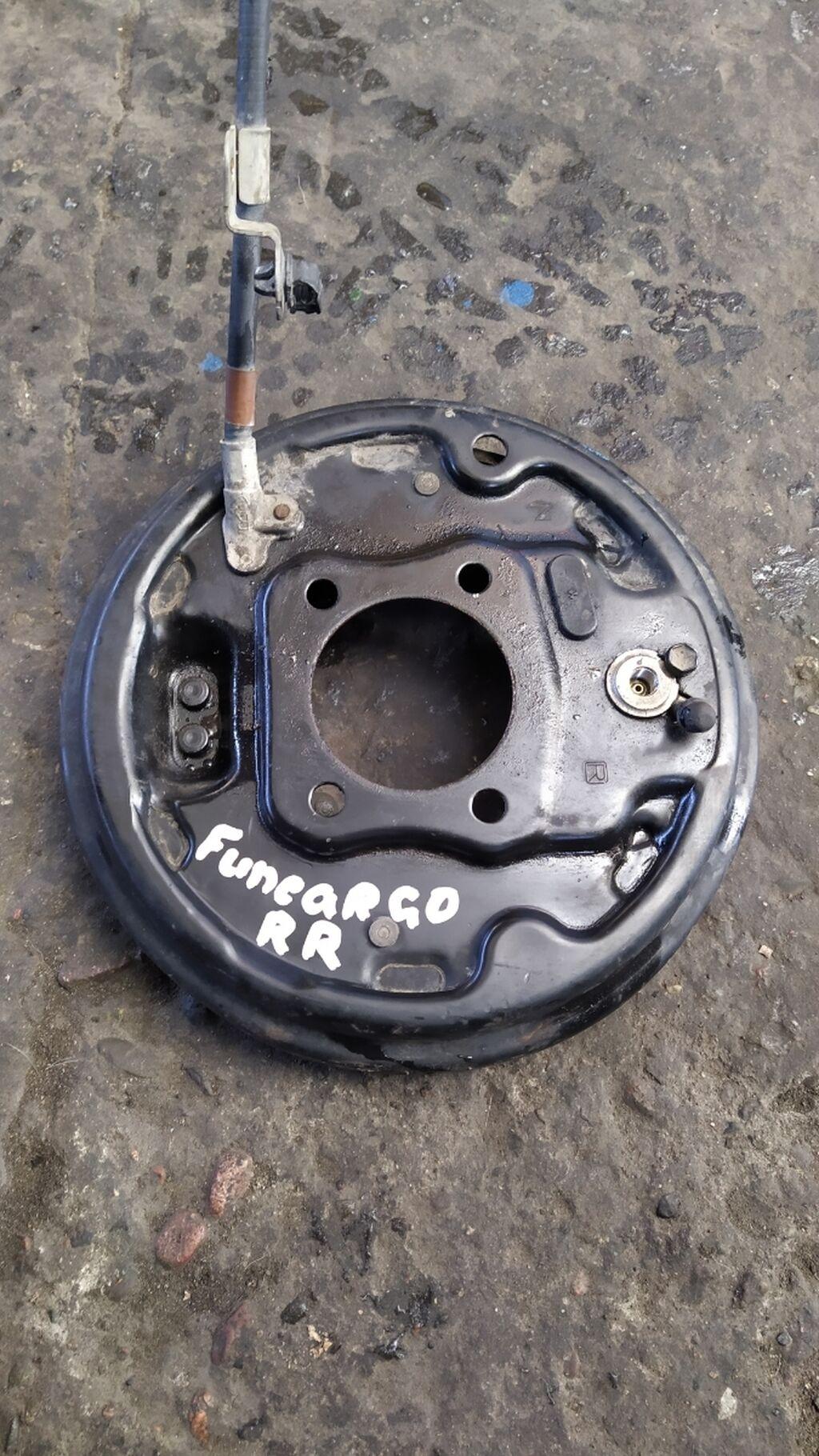 Toyota Funcargo колодки ручника, Тойота Фанкарго механизм заднего: Toyota Funcargo колодки ручника, Тойота Фанкарго механизм заднего