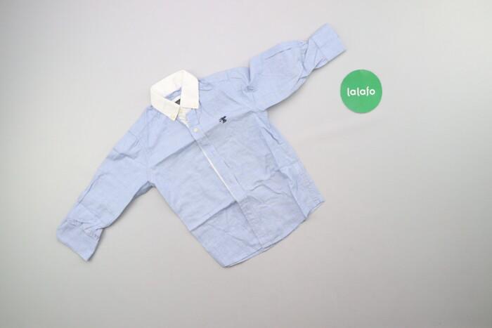 Дитяча сорочка Next, вік 3 р., зріст 98 см    Довжина: 41 см Ширина пл: Дитяча сорочка Next, вік 3 р., зріст 98 см    Довжина: 41 см Ширина пл