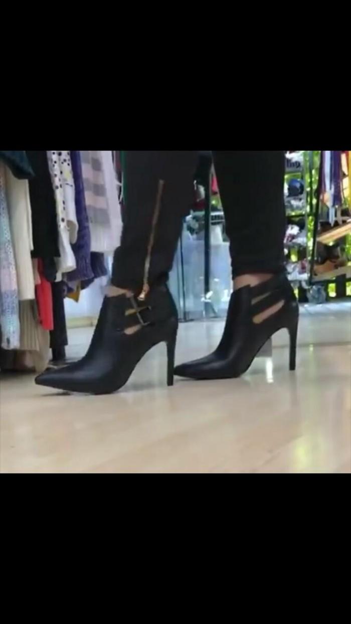 Δερμάτινα παπούτσια . Photo 1