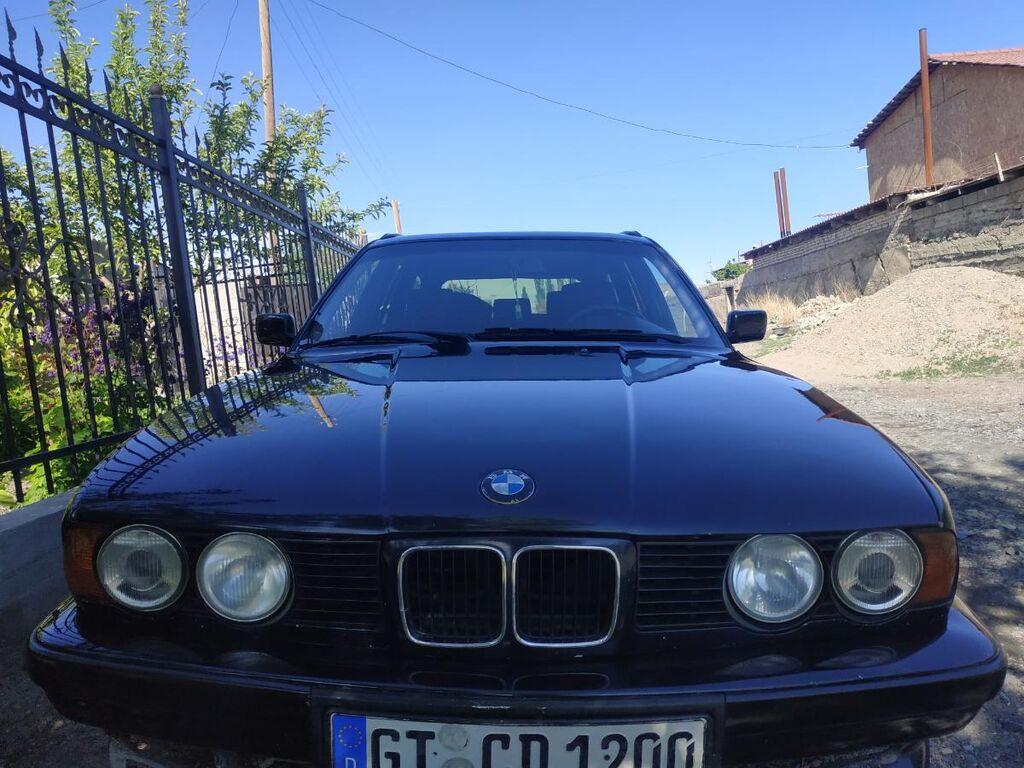BMW 525 2.5 л. 1994   290000 км