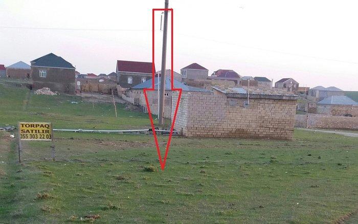 Bakı şəhərində Abşeron ray., Aşağı Güzdək qəs., məktəbdən 400-500m. aşağıda,