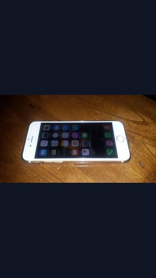 продаю iphone6gold со всеми документами,все идеал без царапин и не рем в Лебединовка