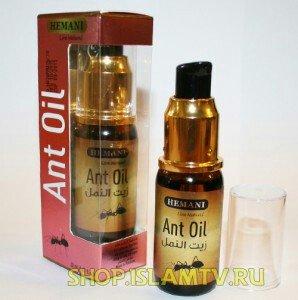 Муравьиное масло для нежелательных волос на теле оригинал. Photo 0