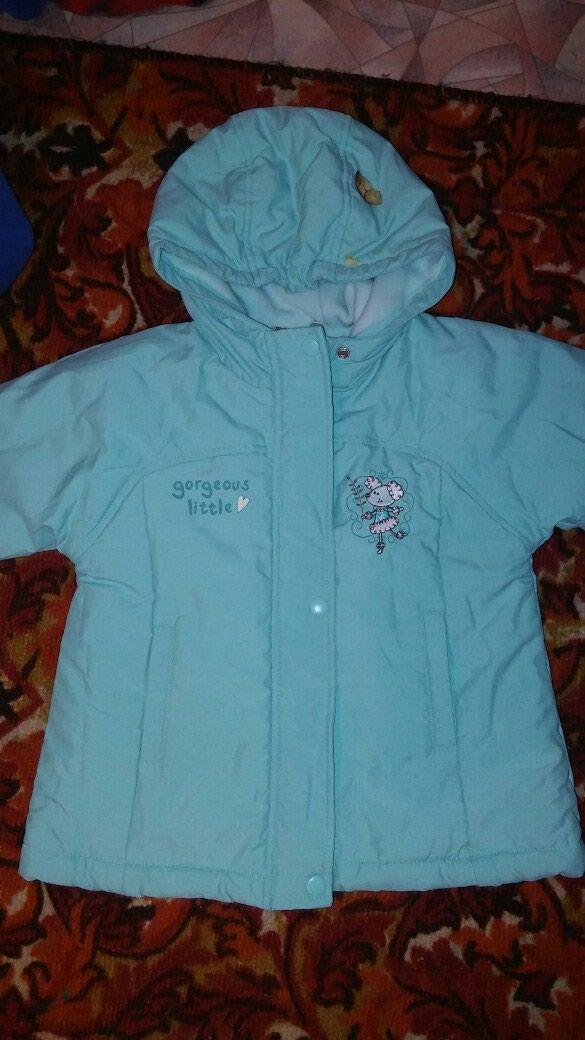 Куртка зимняя на девочку 4-6 лет,новая,фирменная в Бишкек