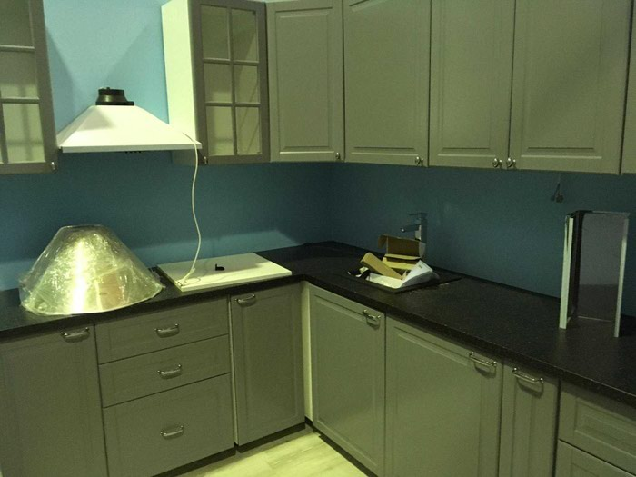кухня икеа на заказ в бишкеке мебель на заказ на Lalafokg