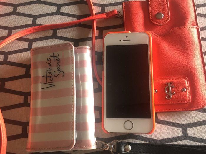 Iphone 5s + cases σε Άγιοι Ανάργυροι