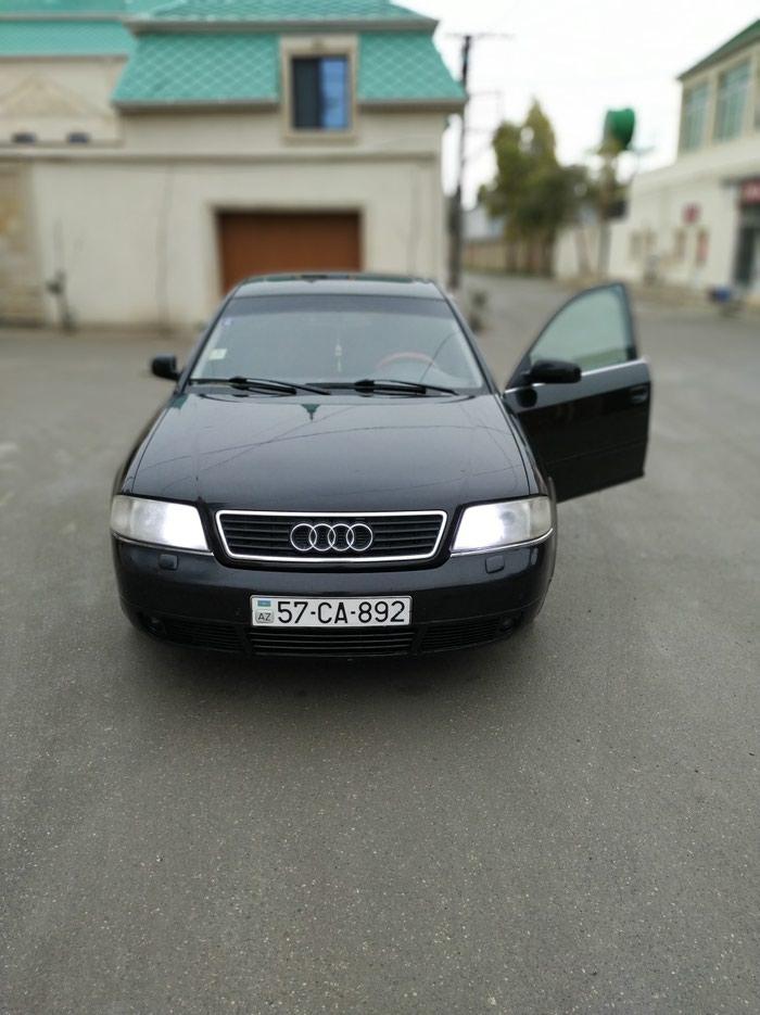Audi A6 1998. Photo 8