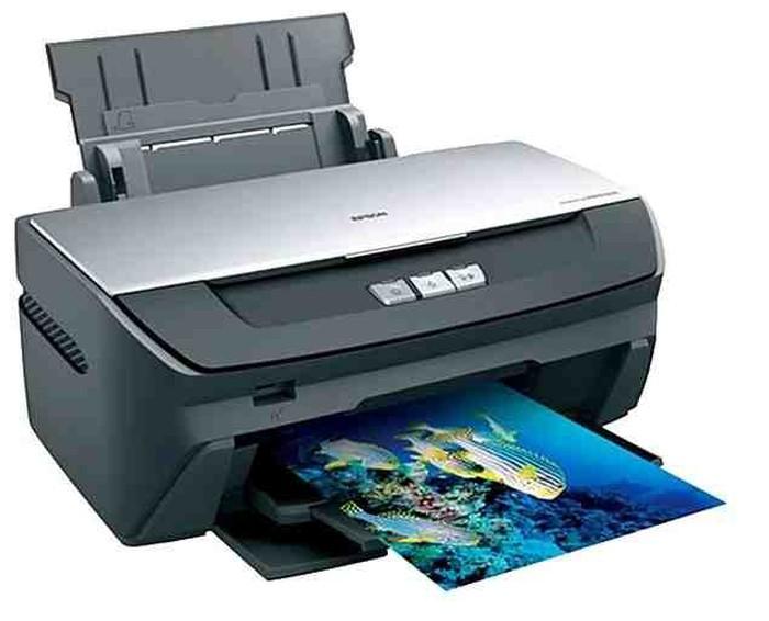 Принтер Epson r270 с доноркой, полностью обслужен, работает на 5+. Photo 2