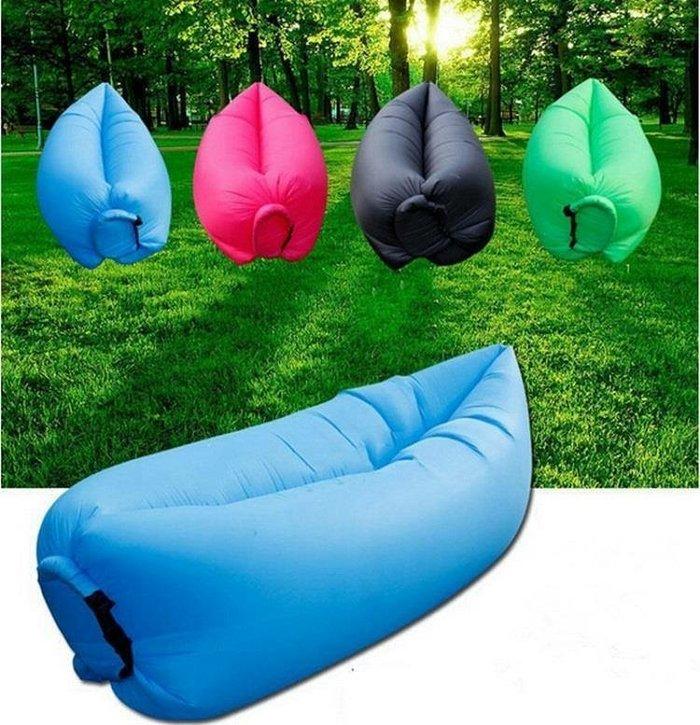 Lazy sofa na naduvavanje - lazy bag - vazdusni krevet