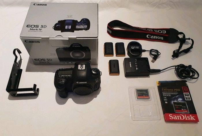 Canon EOS 5d Mark IV 30.4mp. Photo 3