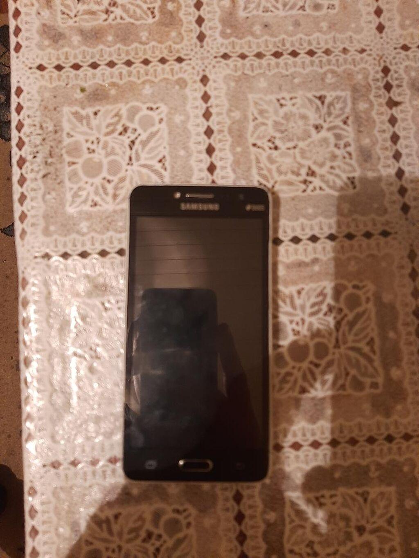 İşlənmiş Samsung Galaxy Grand Dual Sim 8 GB qara