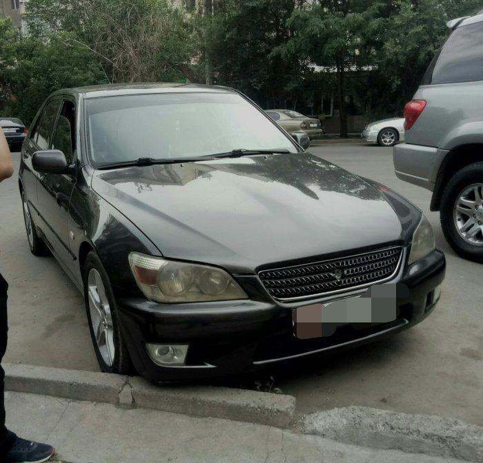 Lexus IS 2002 в Бишкек