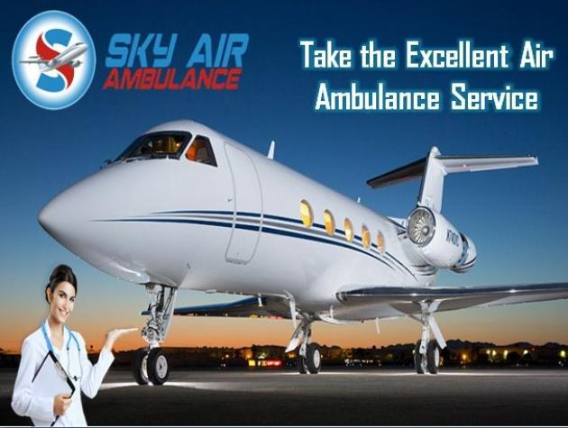 Use a very Economical Charge Emergency Air Ambulance from Raipur