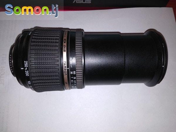 Объектив Tamron Af 18-250mm. Photo 0