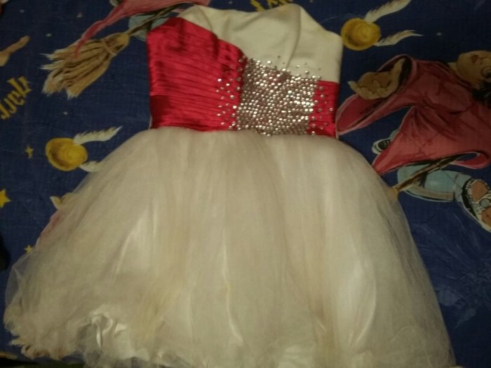 Svecana haljina. Jednom nosena. Velicina univerzalna - Bor