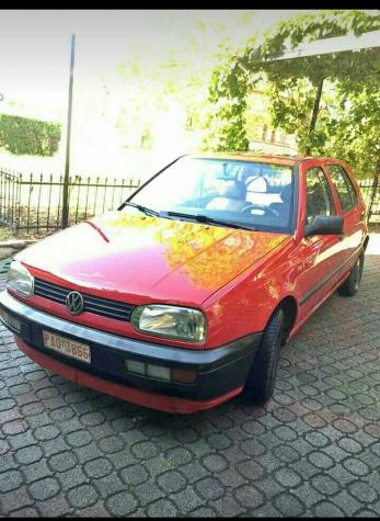 Volkswagen Golf 1996. Photo 0