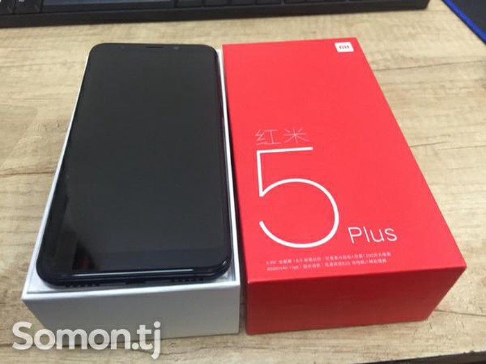 Xiaomi 5 plus 64 g ягон царапина надора 1100с тел . Photo 3