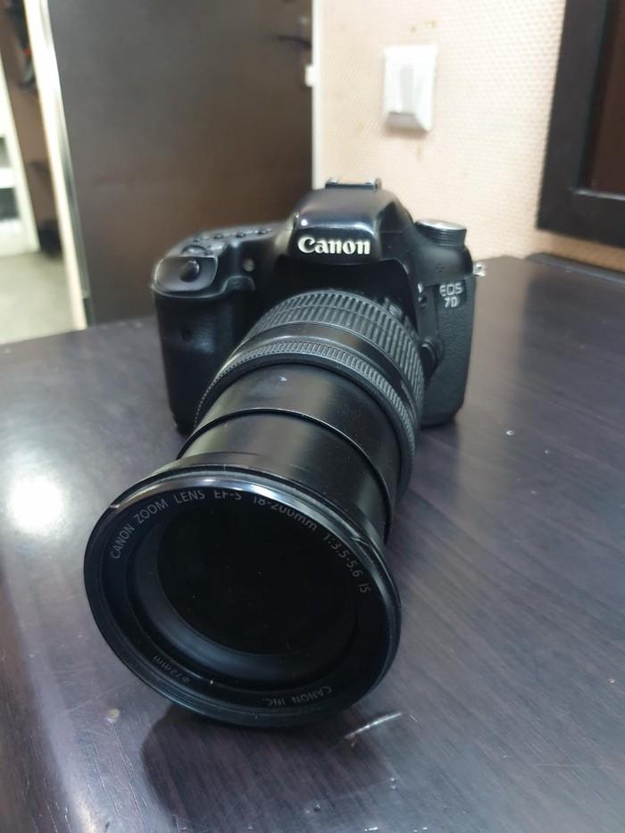 Canon 7d. Photo 2