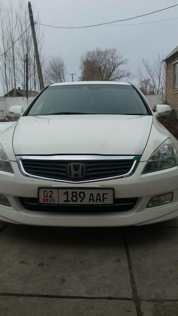 "Продаю Honda inspire, комплектация "" avanzar"", машина чистая , не бита в Бишкек"