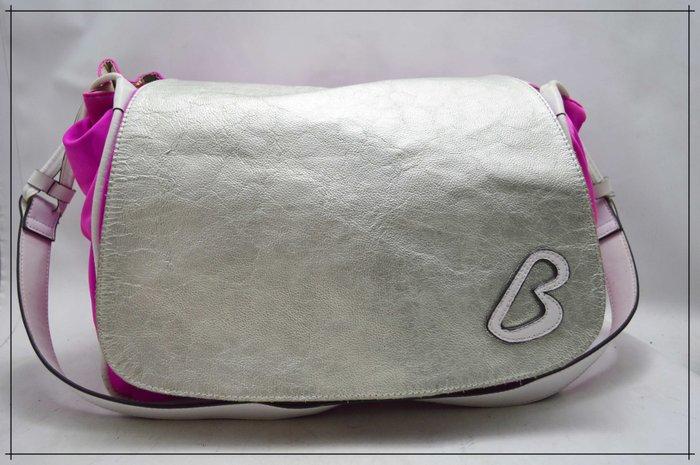 Birlin Bird - Kombinaciji koze i platna - Vrhunska torba