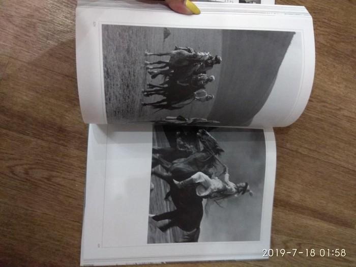 Книга с фотографиями Ч.Айтматова и его Родины. Photo 4