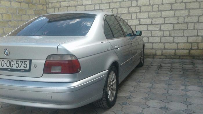 BMW 523 1996. Photo 1