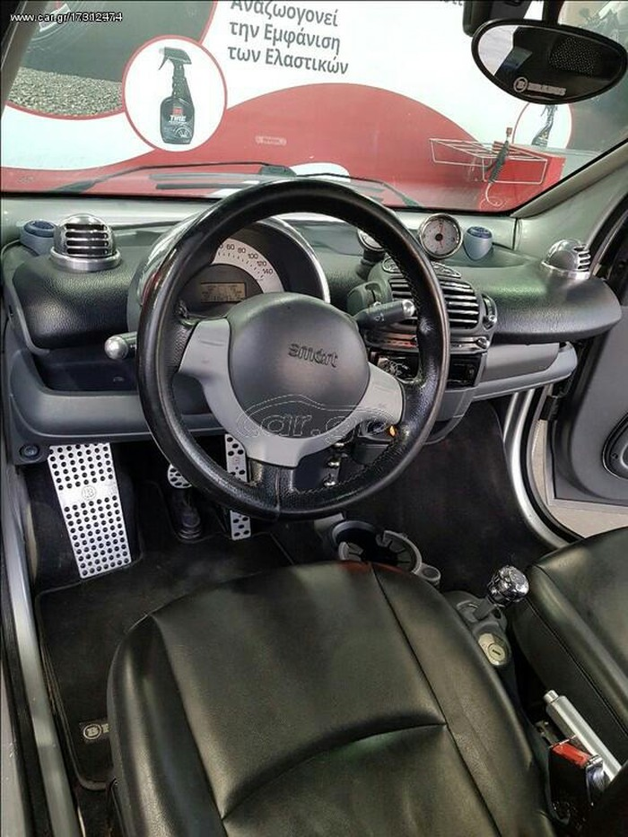Smart Fortwo 2002. Photo 5