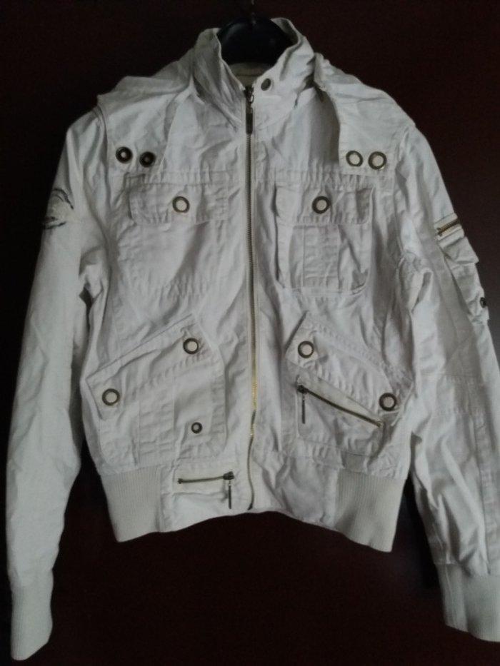 Zenska jakna kratki model malo nosena velicina:l